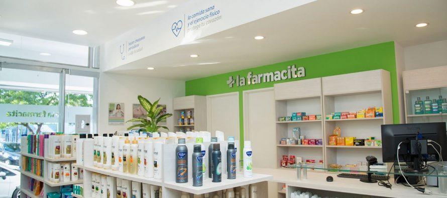 La Farmacita de ossacra de la ciudad de córdoba.